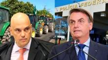 AO VIVO: Bolsonaro garante liberdade na Web / Maior manifestação da história (veja o vídeo)