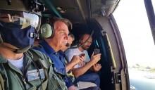 AO VIVO: Bolsonaro sobrevoa manifestação em Brasília (veja o vídeo)