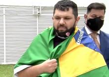 URGENTE: Pela 4ª vez, Moraes ordena prisão de Oswaldo Eustáquio