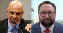 Moraes age novamente e manda PF deter americano, criador do Gettr, em Brasília