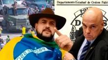 AO VIVO: Caminhoneiros dão ultimato / Comandante denuncia 'DOPS do Moraes' (veja o vídeo)