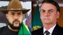 Madrugada tensa: Zé Trovão manda vídeo diretamente para Bolsonaro (veja o vídeo)