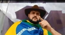 URGENTE: Polícia Federal localiza Zé Trovão e ele deve se entregar (veja o vídeo)