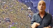 """Onyx escancara decepção da esquerdalha após nota de Bolsonaro: """"Eles falavam em golpe"""" (veja o vídeo)"""