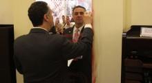 """Um espelho para Barroso e uma má notícia aos """"canhotas"""" (veja o vídeo)"""