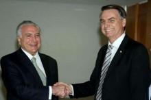 Os bastidores da carta de Bolsonaro à nação e o momento exato em que Temer foi chamado