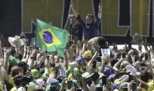 O 7 de setembro foi impactante e Bolsonaro mandou a letra (veja o vídeo)