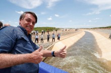 RECORDE: Governo atua firme no combate à seca e finaliza diversas obras em plena pandemia
