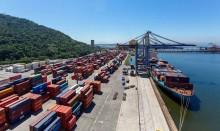 Brasil segue crescendo: portos movimentam 54,2 milhões de toneladas no primeiro semestre
