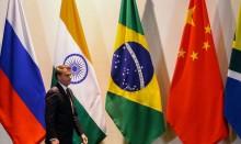 """""""Não há crescimento econômico sem preservar os recursos naturais"""", afirma Bolsonaro no Brics"""