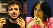 """A absurda e criminosa """"brincadeira"""" do MBL e o silêncio das feministas: Damares vai acionar o MP para investigação (veja o vídeo)"""