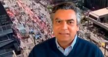 """Com um vocabulário impregnado de ódio, Diogo Mainardi confessa: """"Sou digno de dó"""""""