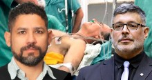 Exclusivo: Pastor que estava próximo de Bolsonaro no momento da facada esculacha Frota (veja o vídeo)