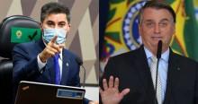 Marcos Rogério diz que CPI tenta imputar crimes ao presidente Bolsonaro (veja o vídeo)