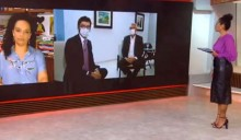 """GloboNews não disfarça """"torcida"""" por Renan e web não perdoa (veja o vídeo)"""