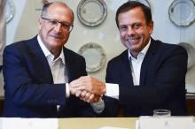 """Alckmin prepara o """"troco"""" em Doria"""