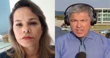 Ao vivo, advogada faz alerta sobre a grave situação de jornalista preso por ordem de Moraes (veja o vídeo)