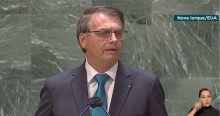 Em discurso histórico na ONU, Bolsonaro não foge de polêmicas e mostra o 'Brasil real' para o mundo (veja o vídeo)
