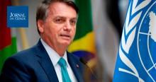 """Em discurso avassalador na ONU, Bolsonaro cala aqueles que difamam nosso país: """"O futuro do emprego verde está no Brasil"""" (veja o vídeo)"""