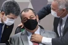 """CPI da Pandemia: """"Querem provar algo que não existe e botar a culpa no Bolsonaro"""", afirma deputado (veja o vídeo)"""