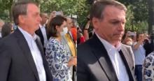 A emocionante visita de Bolsonaro e Michelle ao Memorial do 11 de Setembro (veja o vídeo)