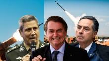 AO VIVO: Bolsonaro surpreende o mundo de novo / O 'Surto' de Barroso (veja o vídeo)