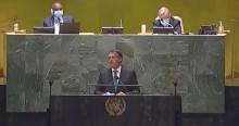 Bolsonaro cala o mundo ao defender a liberdade e abrir as portas para refugiados (veja o vídeo)