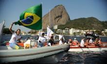 """Vem aí, a """"barqueata"""" de Angra dos Reis em apoio a Bolsonaro (veja o vídeo)"""