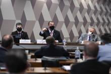 "Repúdio a CPI ""inútil"": A insanidade de Aziz, Renan e Randolfe (veja o vídeo)"