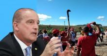 Governos do PT acobertavam crimes bárbaros do MST, diz ministro (veja o vídeo)