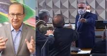 Jorginho Mello é aplaudido pelo povo, depois de dizer duras verdades na cara de Renan (veja o vídeo)