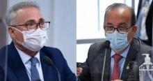 O senador que colocou Renan em seu devido lugar: 'É mais sujo que pau de galinheiro' (veja o vídeo)