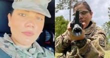 A história inspiradora da brasileira que foi para os EUA e conseguiu entrar para o Exército Americano (veja o vídeo)
