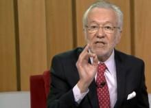 Alexandre Garcia se pronuncia sobre demissão e faz um apelo
