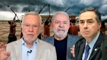 AO VIVO: Censura derruba Alexandre Garcia / Barroso e PT contra os cristãos / Bolsonaro na Veja (veja o vídeo)