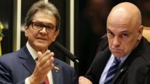 """Em nova carta, Jefferson não recua e deixa claro seu desprezo por Moraes: """"Um ser abominável"""" (leia a carta)"""