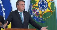 """Bolsonaro volta a subir o tom e dispara: """"Forças Armadas não irão cumprir ordens absurdas"""" (veja o vídeo)"""