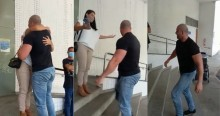 Daniel Silveira deixa prisão para exames e escuta pedidos de desculpas de agentes da PF (veja o vídeo)
