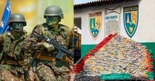 Exército faz apreensão recorde de cocaína, para desespero dos 'companheiros' das organizações criminosas (veja o vídeo)