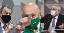 """Chamado de negacionista, Hang faz revelação bombástica e Aziz e Renan """"perdem o controle"""" em CPI (veja o vídeo)"""