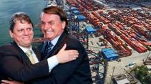 Dossiê Portos do Brasil: como o governo Bolsonaro está revolucionando o setor portuário e gerando lucro recorde (veja o vídeo)