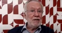 Alexandre Garcia faz revelação assombrosa e escancara a militância covarde da esquerda no jornalismo (veja o vídeo)