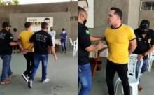 Acusado de ser mandante de sequestro e tortura de jornalista, deputado é preso (veja o vídeo)