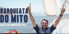 """A histórica """"Barqueata do Mito"""" será neste domingo (3) em Angra dos Reis (veja o vídeo)"""
