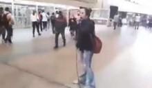 Militante convida o povo para manifestação contra Bolsonaro, é ignorada e passa vergonha (veja o vídeo)