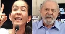 """Fundadora do PSOL abre a """"caixa preta"""" e detona Lula: """"Farsante! Traidor!"""""""