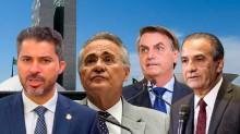 AO VIVO: Malafaia vice de Bolsonaro? / Marcos Rogerio denuncia Renan  (veja o vídeo)