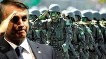 Bolsonaro rompe o silêncio e garante Forças Armadas no processo eleitoral (veja o vídeo)