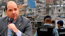 """Deputado Sargento Gurgel manda a real: """"Atacou a polícia, tem que sofrer reprimenda, se vier a óbito, paciência..."""" (veja o vídeo)"""