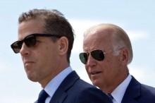 Filho de Biden vende quadros por 75 mil dólares e gera suspeita de conflito de interesses